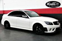 2008 Mercedes-Benz C63 AMG 4dr Sedan