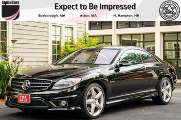 2008_Mercedes-Benz_CL63_AMG_ Boxborough MA