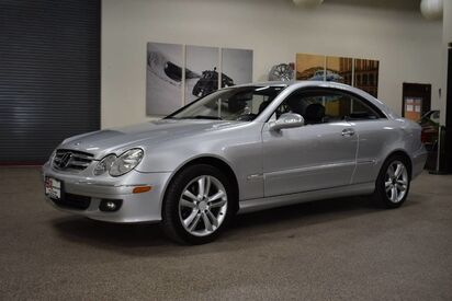 2008_Mercedes-Benz_CLK 350_3.5L_ Boston MA