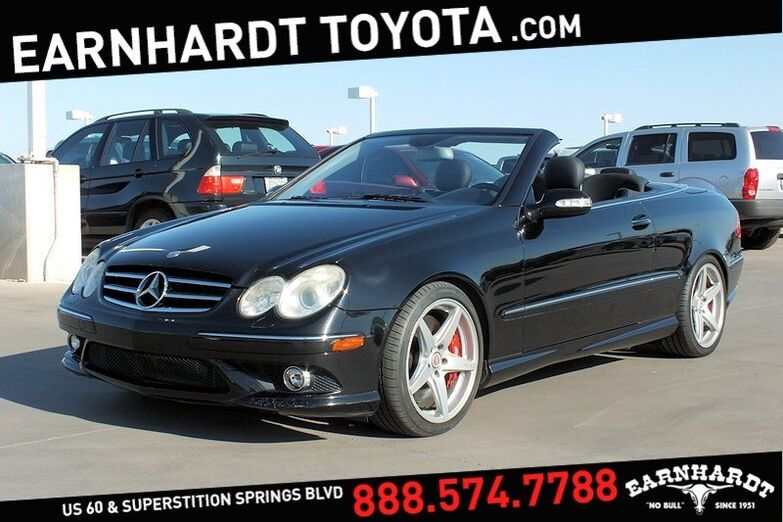 2008 Mercedes-Benz CLK 550 *Exceptional Condition!* Mesa AZ