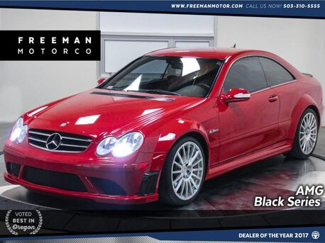 2008_Mercedes-Benz_CLK 63_AMG Black Series 6.3L 1 of 10_ Portland OR