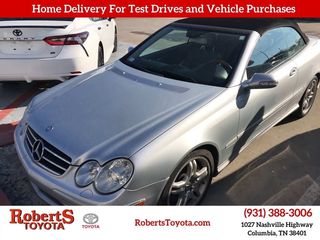 2008 Mercedes-Benz CLK CLK 550 Columbia TN