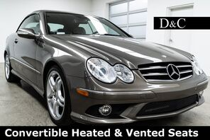 2008_Mercedes-Benz_CLK_CLK 550 Convertible Heated & Vented Seats_ Portland OR