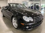 2008 Mercedes-Benz CLK550 Convertible