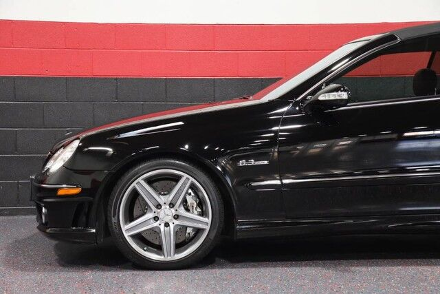2008 Mercedes-Benz CLK63 AMG 6.3L 2dr Convertible Chicago IL