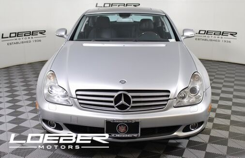 2008_Mercedes-Benz_CLS_CLS 550_ Chicago IL