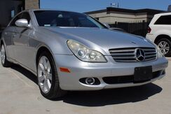 2008_Mercedes-Benz_CLS-Class_4dr Sdn 5.5L,NAVI,CAMERA,HEATED,LOADED!_ Houston TX