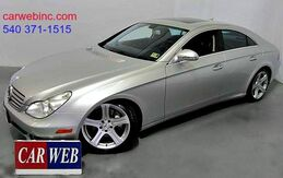 2008_Mercedes-Benz_CLS-Class_CLS550 4-Door Coupe_ Fredricksburg VA