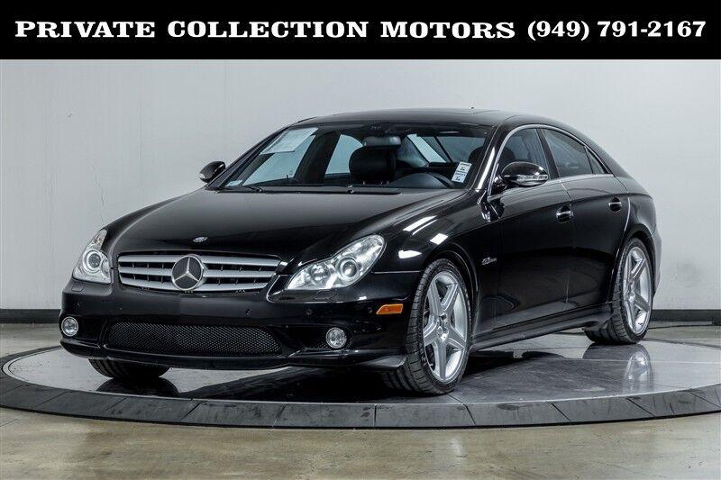 2008_Mercedes-Benz_CLS-Class_CLS63 AMG $104,695 MSRP_ Costa Mesa CA