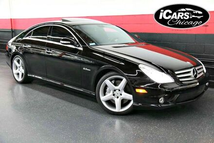2008_Mercedes-Benz_CLS63_AMG 4dr Sedan_ Chicago IL