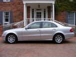 2008 Mercedes-Benz E-Class 3.0L DIESEL 1-OWNER IMMACULATE CONDITION PERFECT DRIVE