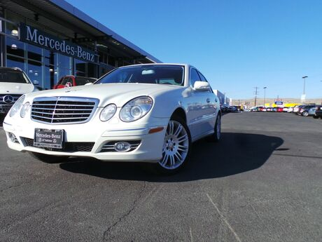 2008 Mercedes-Benz E-Class 4DR SDN LUXURY 3.5L RWD Yakima WA