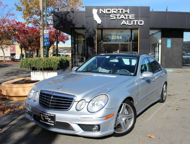 2008_Mercedes-Benz_E-Class_6.3L AMG_ Walnut Creek CA