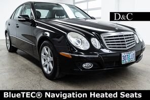 2008_Mercedes-Benz_E-Class_E 320 BlueTEC® Navigation Heated Seats_ Portland OR