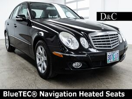 2008 Mercedes-Benz E-Class E 320 BlueTEC® Navigation Heated Seats
