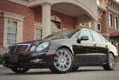 2008 Mercedes-Benz E-Class **LUXURY PACKAGE W/ NAVIGATION AND SUNROOF**