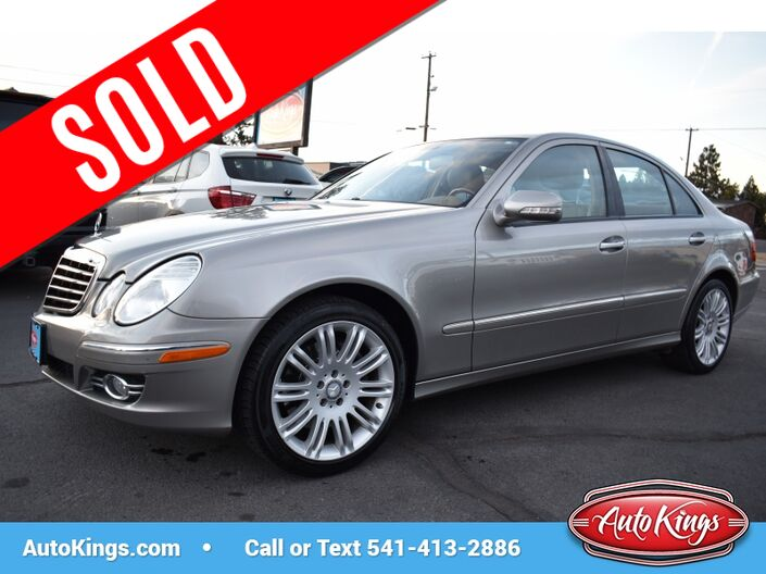 2008 Mercedes-Benz E-Class Luxury 3.5L 4MATIC Bend OR