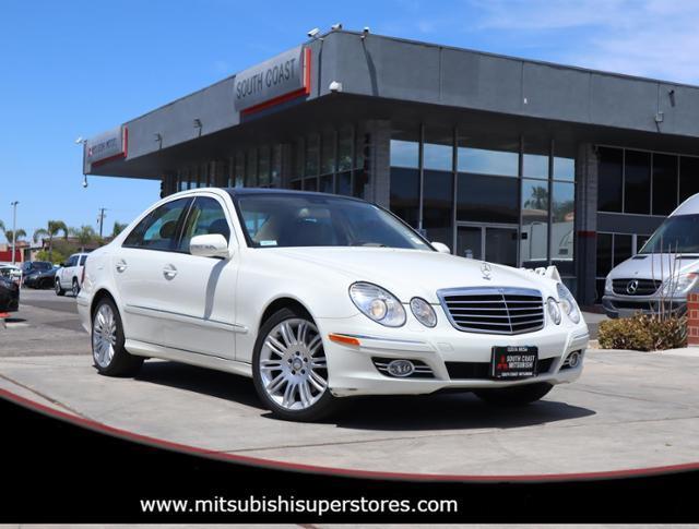 2008 Mercedes-Benz E-Class Luxury 3.5L Costa Mesa CA