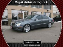 2008_Mercedes-Benz_E-Class_Luxury 3.5L_ Englewood CO