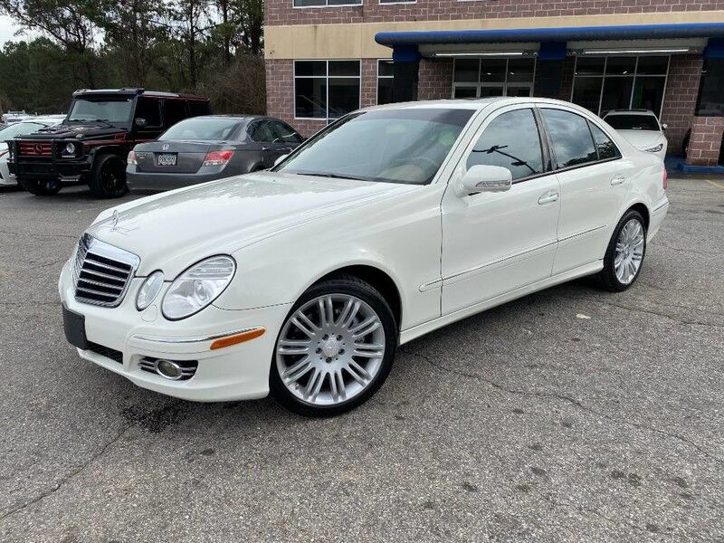 2008 Mercedes-Benz E-Class Luxury 3.5L Lilburn GA