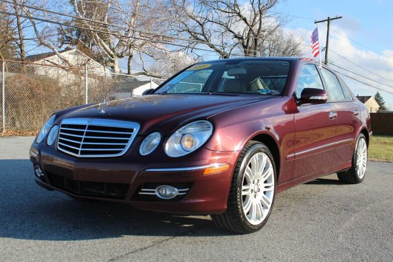 2008 Mercedes-Benz E-Class Luxury 3.5L New Castle DE