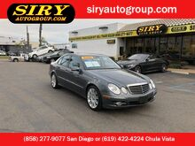 2008_Mercedes-Benz_E-Class_Luxury 3.5L_ San Diego CA