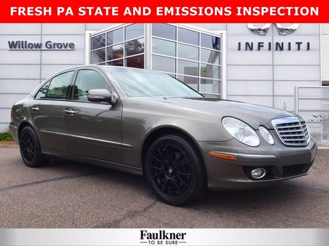 2008 Mercedes-Benz E-Class Luxury 3.5L Willow Grove PA
