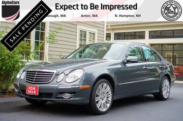 2008_Mercedes-Benz_E350_4Matic Sport Sedan_ Boxborough MA