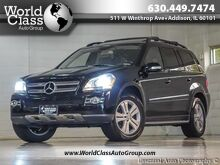 2008_Mercedes-Benz_GL-Class_4.6L NAVI BACKUP CAMERA REAR ENTERTAINMENT LEATHER SUNROOF_ Chicago IL