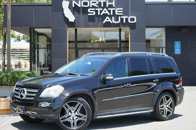 2008_Mercedes-Benz_GL-Class_5.5L_ Walnut Creek CA