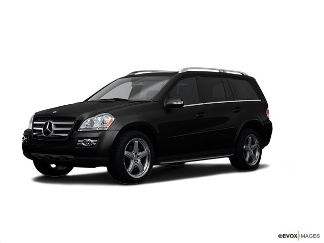 2008 Mercedes-Benz GL-Class GL 550 4MATIC Indianapolis IN