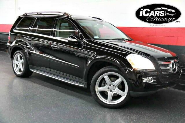 2008 Mercedes Benz Gl550 Amg Sport 4 Matic 4dr Suv Chicago Il