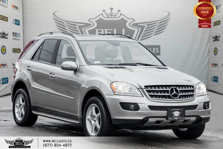 2008 Mercedes-Benz M-Class 3.0L CDI, AWD, NAVI, BACK-UP CAM, SUNROOF, HEATED SEATS Toronto ON