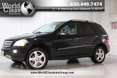 2008 Mercedes-Benz M-Class 3.5L - AWD POWER HEATED LEATHER SEATS WOOD GRAIN INTERIOR BACKUP