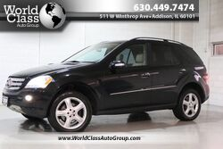 Mercedes-Benz M-Class 3.5L - AWD POWER HEATED LEATHER SEATS WOOD GRAIN INTERIOR BACKUP 2008