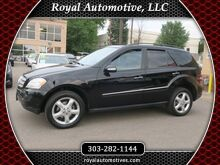 2008_Mercedes-Benz_M-Class_3.5L_ Englewood CO