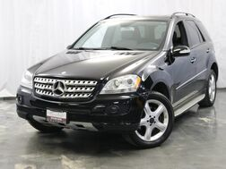 2008_Mercedes-Benz_M-Class_ML 350 3.5L V6 Engine / AWD 4Matic / Sunroof / Navigation / Rear View Camera_ Addison IL