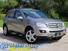 2008_Mercedes-Benz_M-Class_ML 350 4Matic 1 Owner Navi_ Schaumburg IL