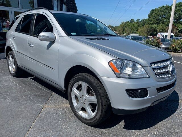 2008 Mercedes-Benz M-Class ML 350 Raleigh NC