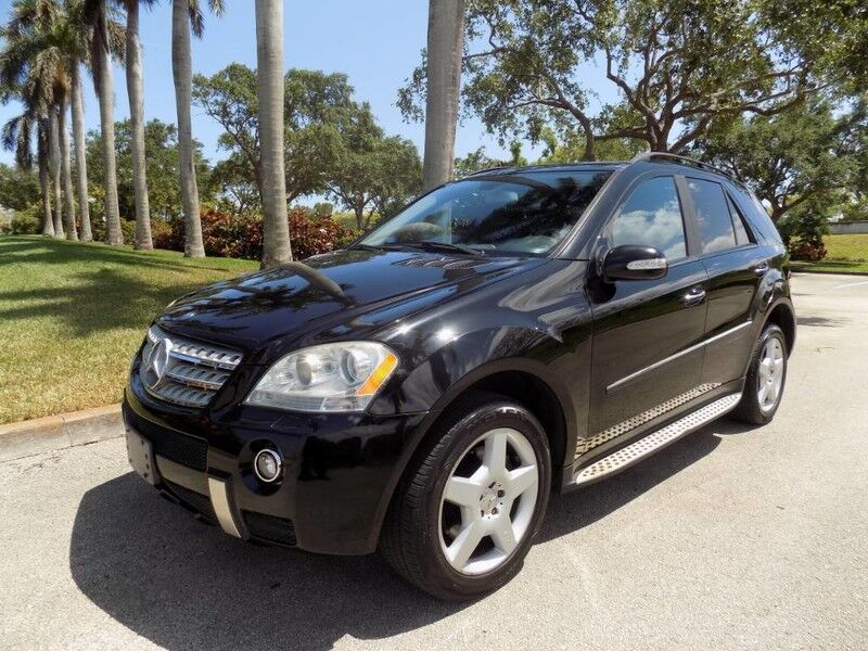 2008 Mercedes-Benz M-Class ML 550 Dania Beach FL
