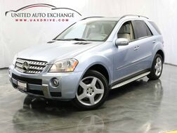 2008_Mercedes-Benz_M-Class_ML 550 V8 Engine AWD 4Matic_ Addison IL