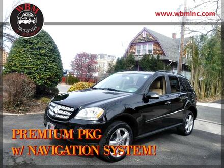 2008_Mercedes-Benz_ML 320_BlueTEC 4MATIC_ Arlington VA