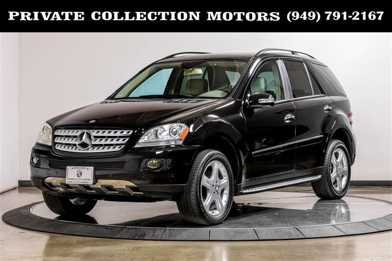 2008_Mercedes-Benz_ML350_ML350 M-Class 2 Owner Clean Carfax_ Costa Mesa CA