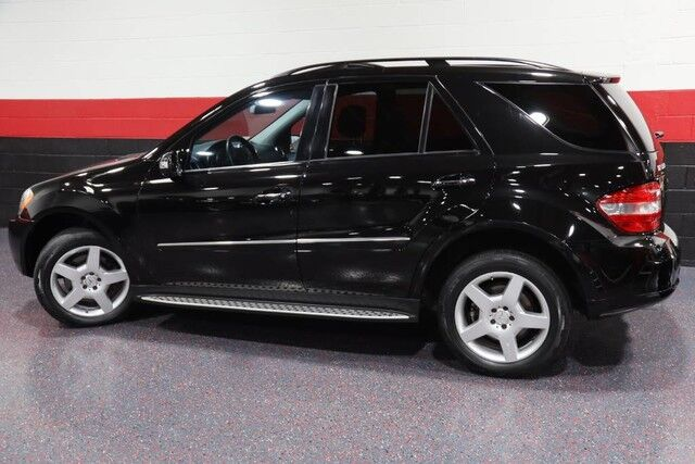 2008 Mercedes-Benz ML550 4Matic 4dr Suv Chicago IL