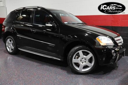 2008_Mercedes-Benz_ML550 4Matic_4dr Suv_ Chicago IL