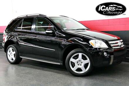 2008_Mercedes-Benz_ML550_AMG Sport 4-Matic 4dr Suv_ Chicago IL