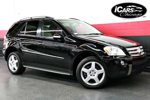 2008 Mercedes-Benz ML550 AMG Sport 4-Matic 4dr Suv Chicago IL