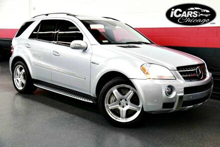 2008_Mercedes-Benz_ML63_AMG 4dr Suv_ Chicago IL