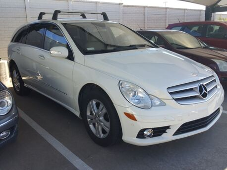 2008_Mercedes-Benz_R-Class_R 350 /PREMIUM PKG/NAV/CAM/SUNROOF/MASSAGE/LANE/SPOILER/_ Euless TX