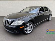 2008_Mercedes-Benz_S 550_5.5L V8_ Feasterville PA